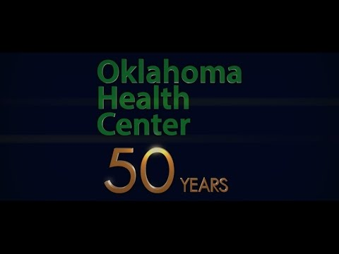 Oklahoma Health Center 50 Years Trailer