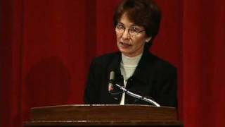 President's Lecture Series 2009-10: Dr. Marcia Angell