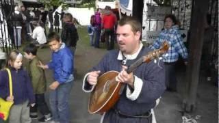 Rüdesheim 2011: Janko vom See - Tanz über die Brücke