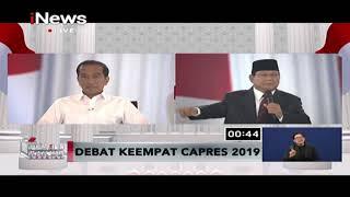 Jokowi Sebut 20 Tahun ke Depan Tak Ada Invasi, Prabowo: Siapa yang Briefing? - Pemilu Rakyat 30/03