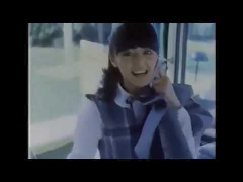 資生堂 シャワーコロン CM 1983  武田久美子