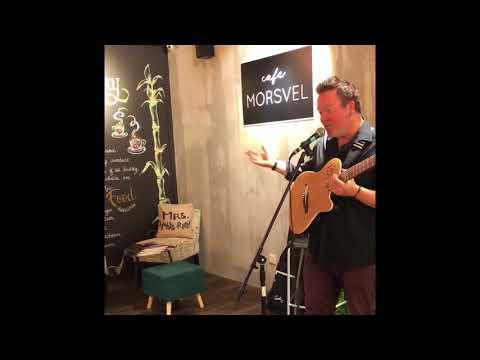 Jeff Gunn @ Morsvel Cafe, via Bentley Music Academy