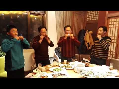 First exchange of Guizhou and Shenzhen leaf flutists