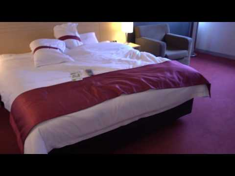 Holiday Inn Melbourne Airport, Australia - Review of Executive Room 708