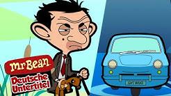 Das mysteriöse Auto   Ganze Folgen   Mr Bean Deutschland