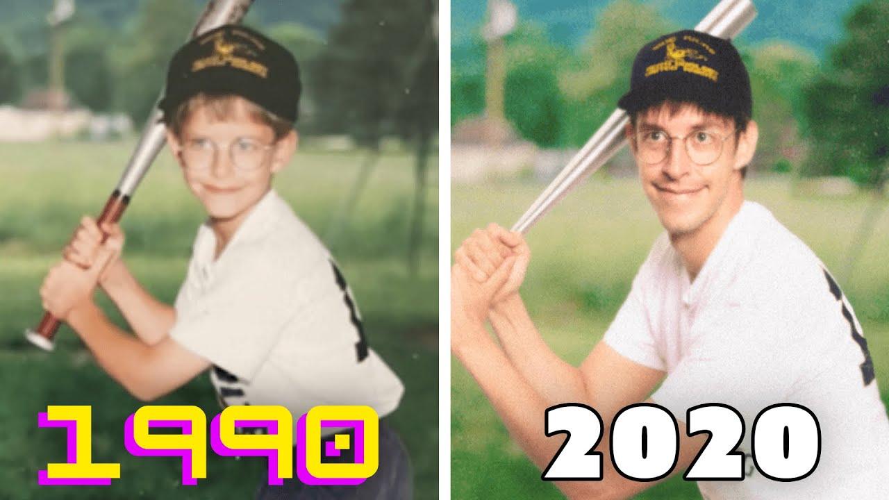 The Try Guys Recreate Awkward Elementary School Photos