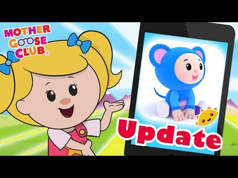 Download Now | New App Update | Music, Videos, Games and More | Mother Goose Club Kid and Baby Songs