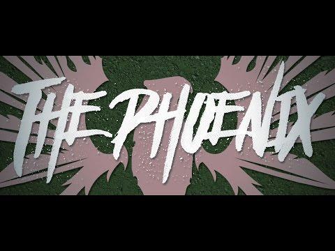 The Phoenix - Fallout Boy (Kinetic Typography)
