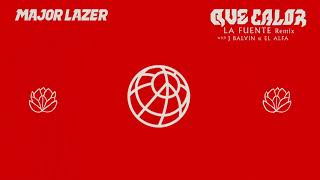 Major Lazer - Que Calor (With J Balvin x El Alfa)(La Fuente Remix)