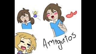 Amiguitos,Golddy //FNAFHS