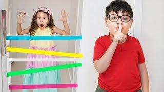 Valentina em Uma história engraçada para crianças