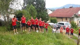 Bayern u13 unter Strom