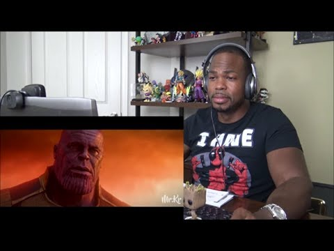 Avengers: Infinity War - (X-Men: Days of Future Past Style) - REACTION!!!