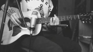 Blink 182 - Home Is Such A Lonely Place Acoustic Guitar Cover