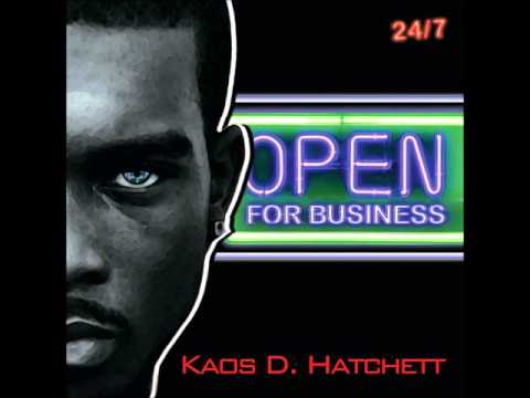 "KAOS D. Hatchett ""IN DA ZONE"""