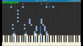 Fairly Odd Parents Piano Tutorial (Synthesia) (Short)