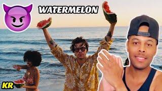 Harry Styles - Watermelon Sugar (Behind the Scenes) - Reaction