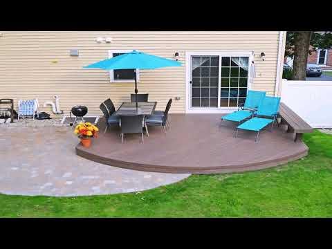 Can You Build A Deck Over Concrete Patio