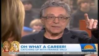 Frankie Valli on Today With Kathie Lee and Hoda‏