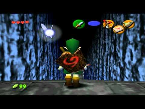 EvilGamers - The Legend Of Zelda Ocarina Of Time - Episódio 4 - Curtindo umas melodias...