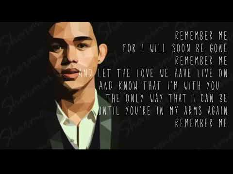 Remember me Lyrics