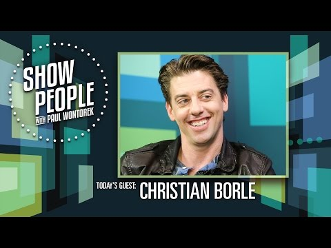 Show People with Paul Wontorek: Christian Borle of FALSETTOS