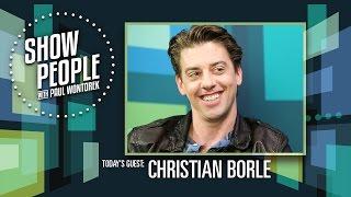 Show People with Paul Wontorek: Christian Borle of FALSETTOS