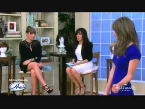 Luxhair Wow By Daisy Fuentes On The Marie Osmond Show