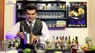 Tulleeho Cocktail Masterclass - Floral White Wine Sangria - S01e05