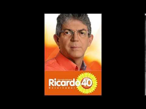 """Jingle """"O Trabalho Vai Continuar"""" Ricardo Coutinho 40 (PSB) Paraíba 2014"""