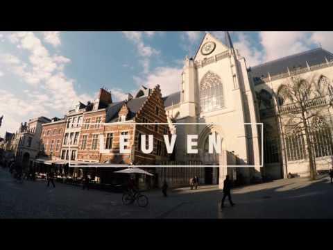 Tyler's trip to Belgium & Amsterdam