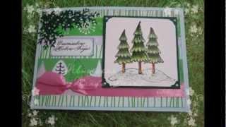 Новогодние открытки ручной работы на заказ, Мастерская