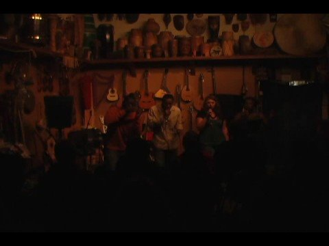 Claremont Folk Music Center- Holy Situation  live