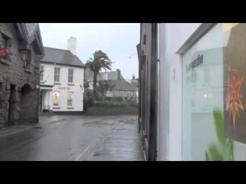 Isles of Scilly Storm Dec 2011