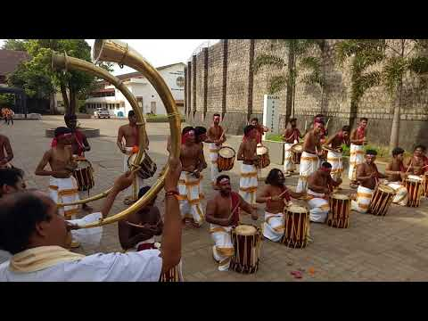 mookamibka Chende Sets Mangalore Video by BY VJ DEV.
