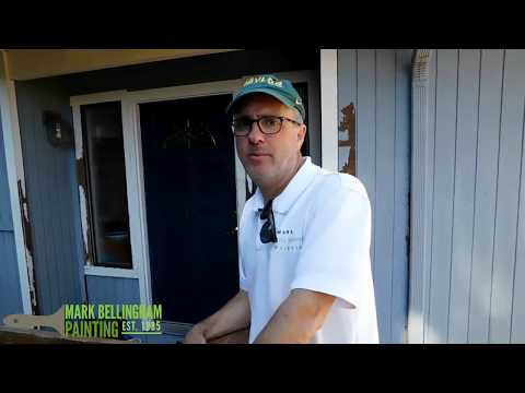 Mark Bellingham Painting - Preparation Work And Carpentry - YouTube