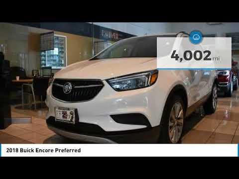 2018 Buick Encore Valencia CA 118933