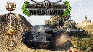 World of Tanks - AMX CDC - 11 Kills - 7.5k Damage - SW [Replay HD]