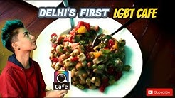 Traveling to Delhi's first LGBT cafe