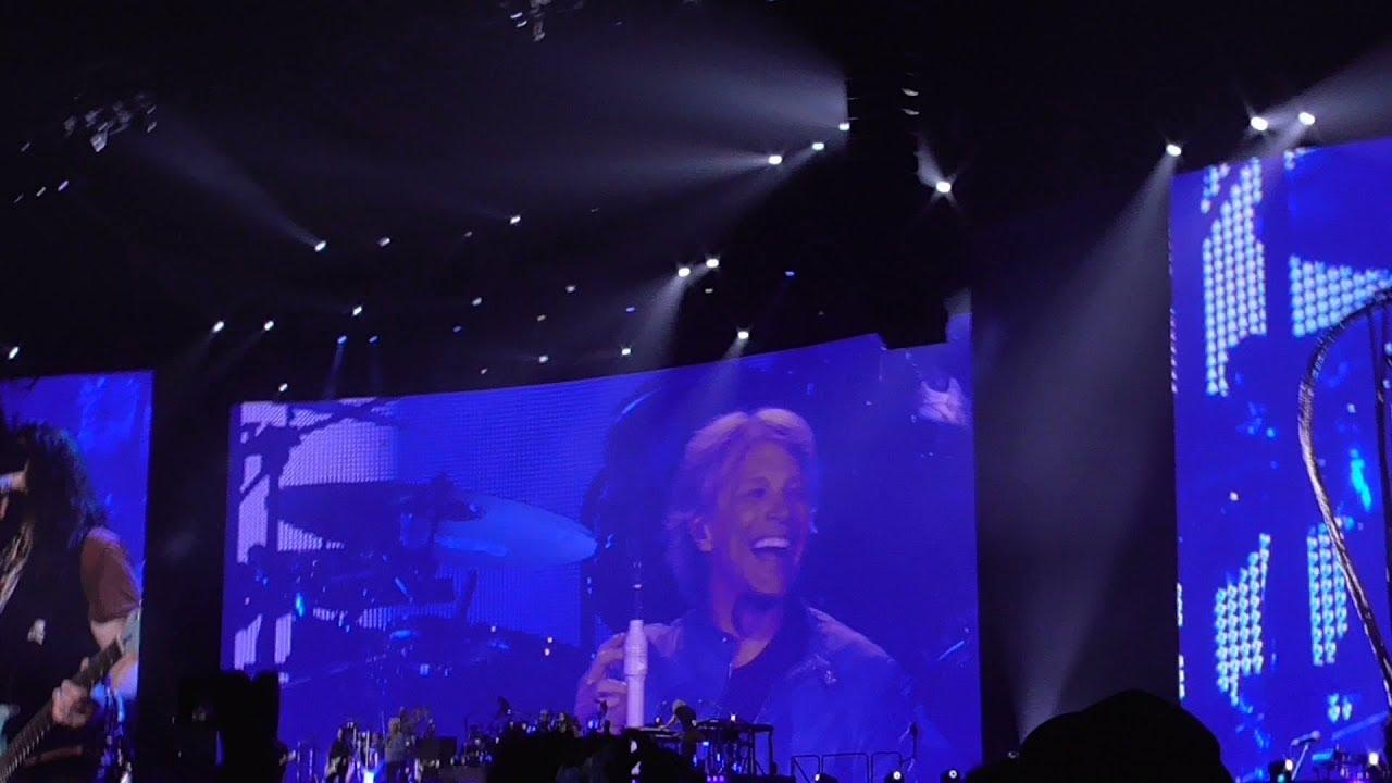 Bon Jovi, Merkur Spiel-Arena, 3. Juli
