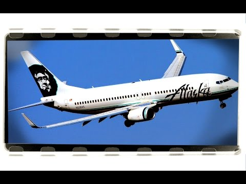 Unusual, Difficult, and Dangerous Approaches | Juneau Alaska | LDA 08X Approach | PMDG 737 NGX