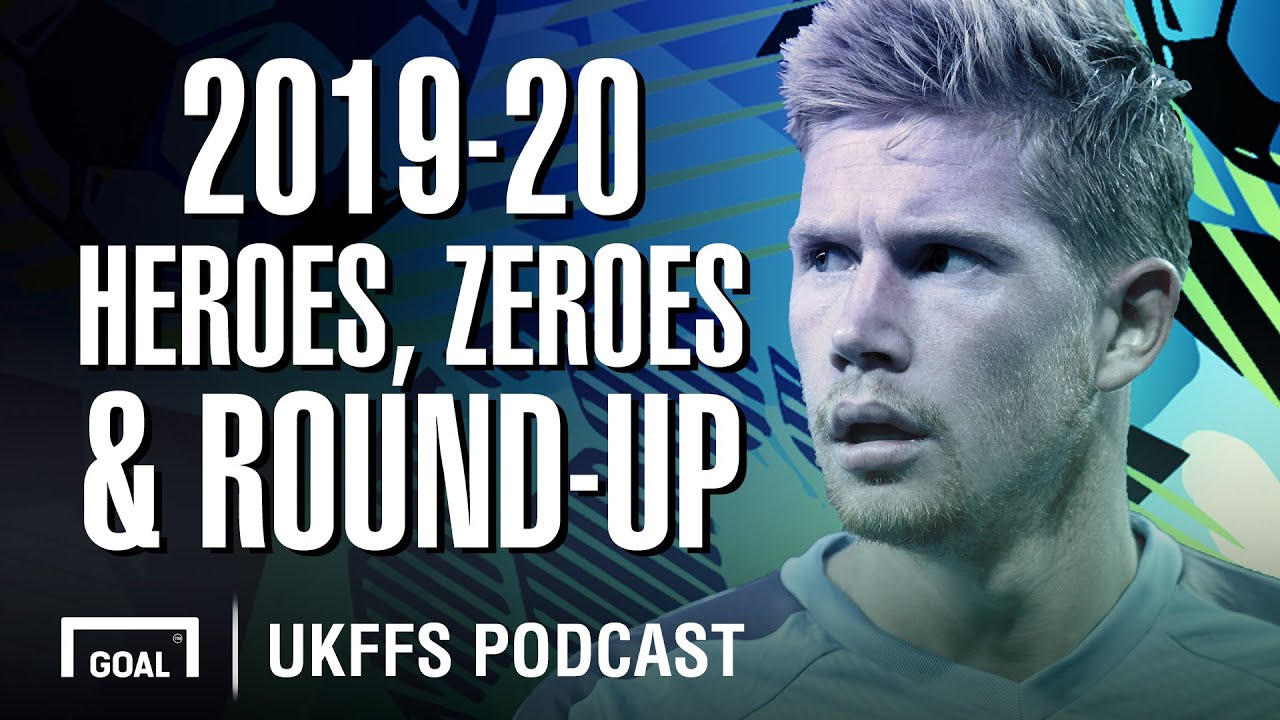 Fantasy Premier League: 2019-20 heroes, zeroes & round-up