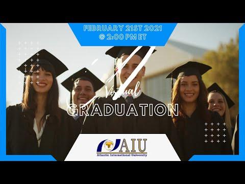 AIU Graduation February