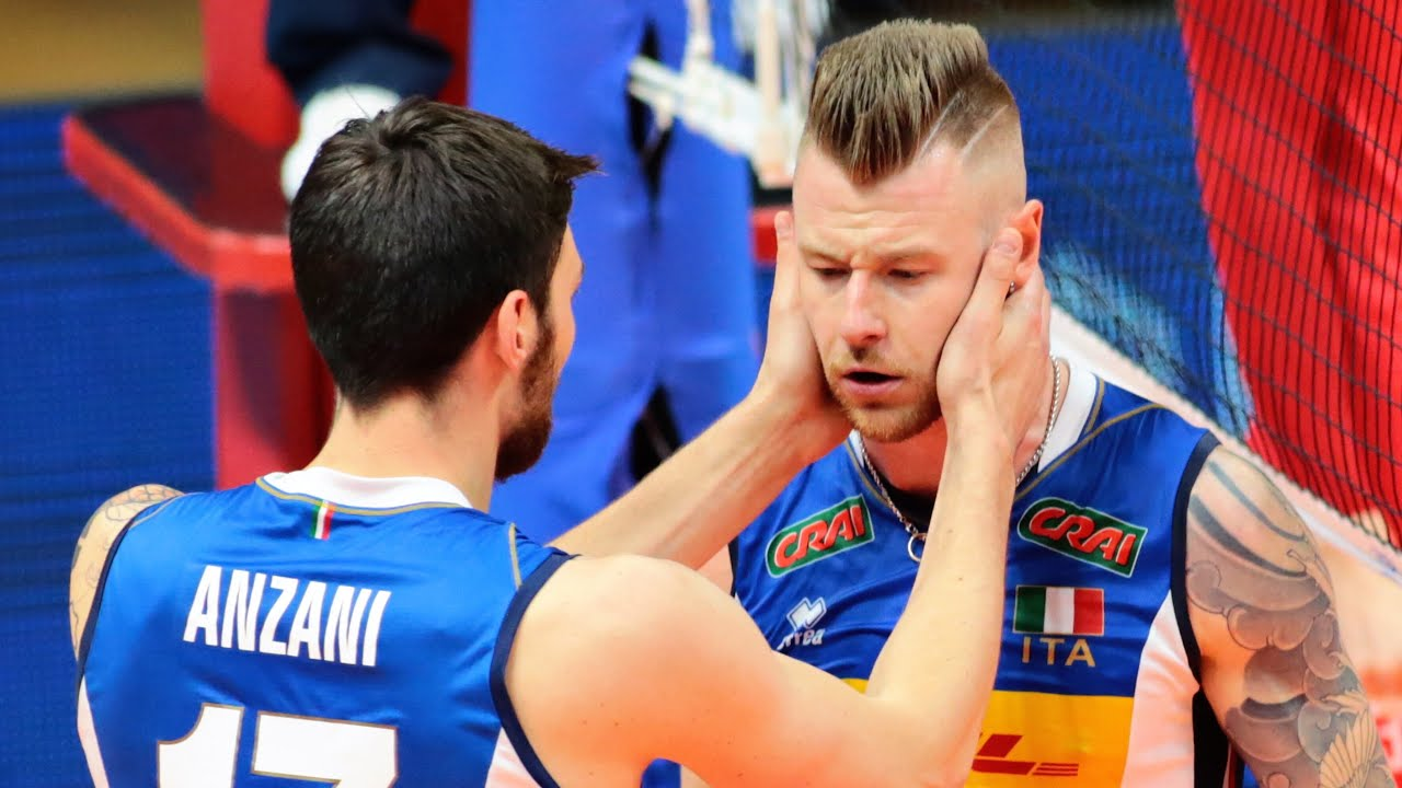 Never Make Ivan Zaytsev Angry !!! HERE'S WHY !!! (HD)