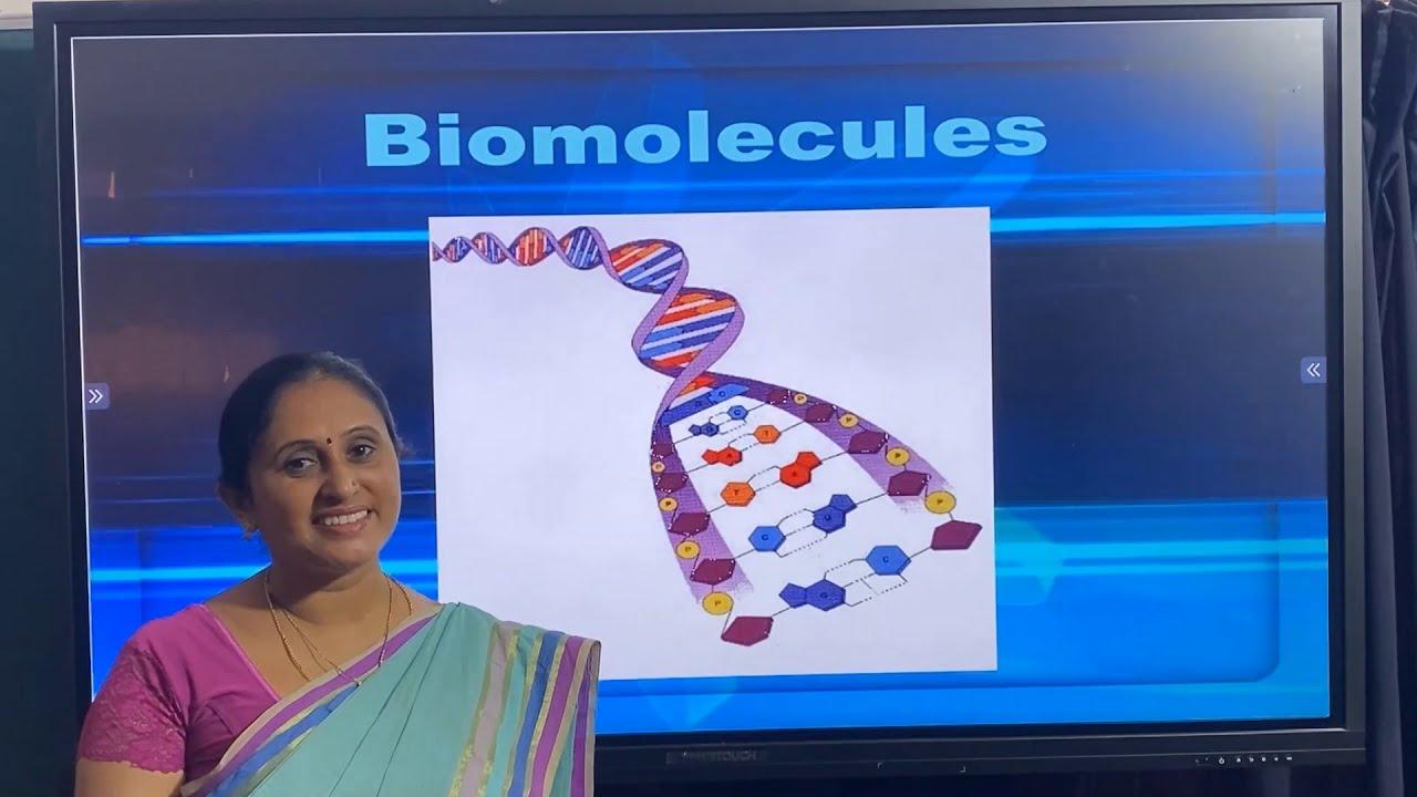 I PUC | BIOLOGY | BIO-MOLECULES -04