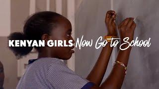 Kenya Nomadic Girls School