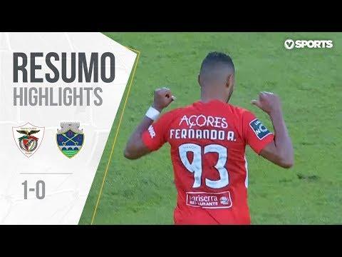 Highlights | Resumo: Santa Clara 1-0 Chaves (Liga 18/19 #7)