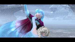 Frozen Anna Dan Permaisuri Salji (An Act of True Love-Bahasa Malaysia-Malay)