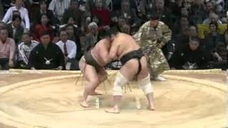 平成25年十一月場所2日目 sumo 大相撲 九州場所.