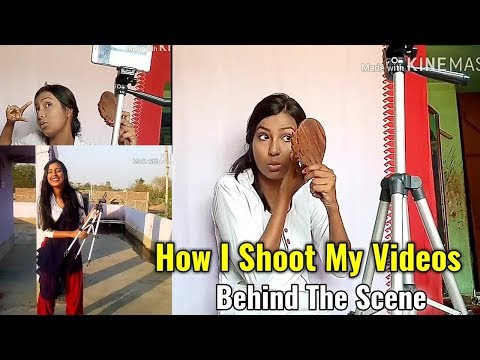 How I Shoot My Videos [Behind The Scenes] || Dance And Care
